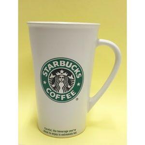 Starbucks 2005 Mermaid Logo 16oz Tall Mug
